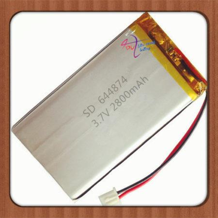 Litium Akkumulátor