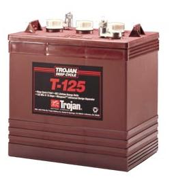 trojan t-125