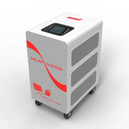 On/Off Grid Solar Inverter