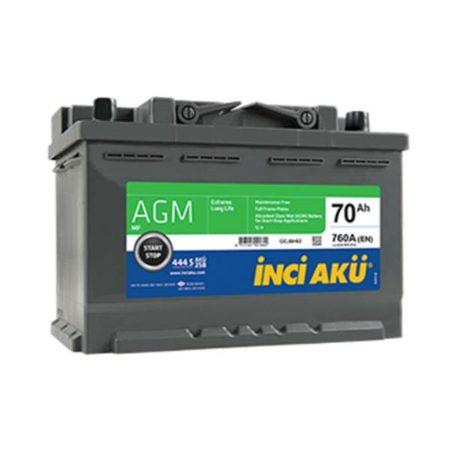 Start-Stop AGM Indító Akku