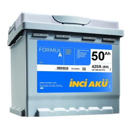 Formul A SMF Indító Akkumulátor Gondozásmentes