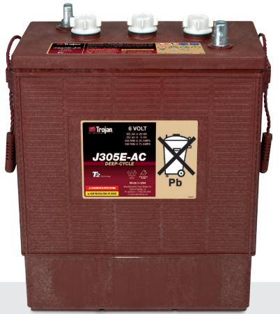J305E-AC Trojan Akkumulátor