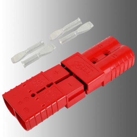 ANDERSON 350/70 piros rema